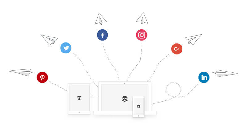 Conheça o Buffer. A melhor ferramenta de agendamento de redes socais para a sua empresa começar.