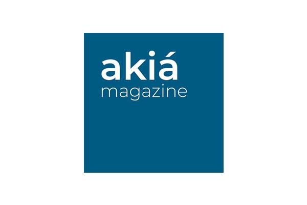 Cliente: Akiá Magazine
